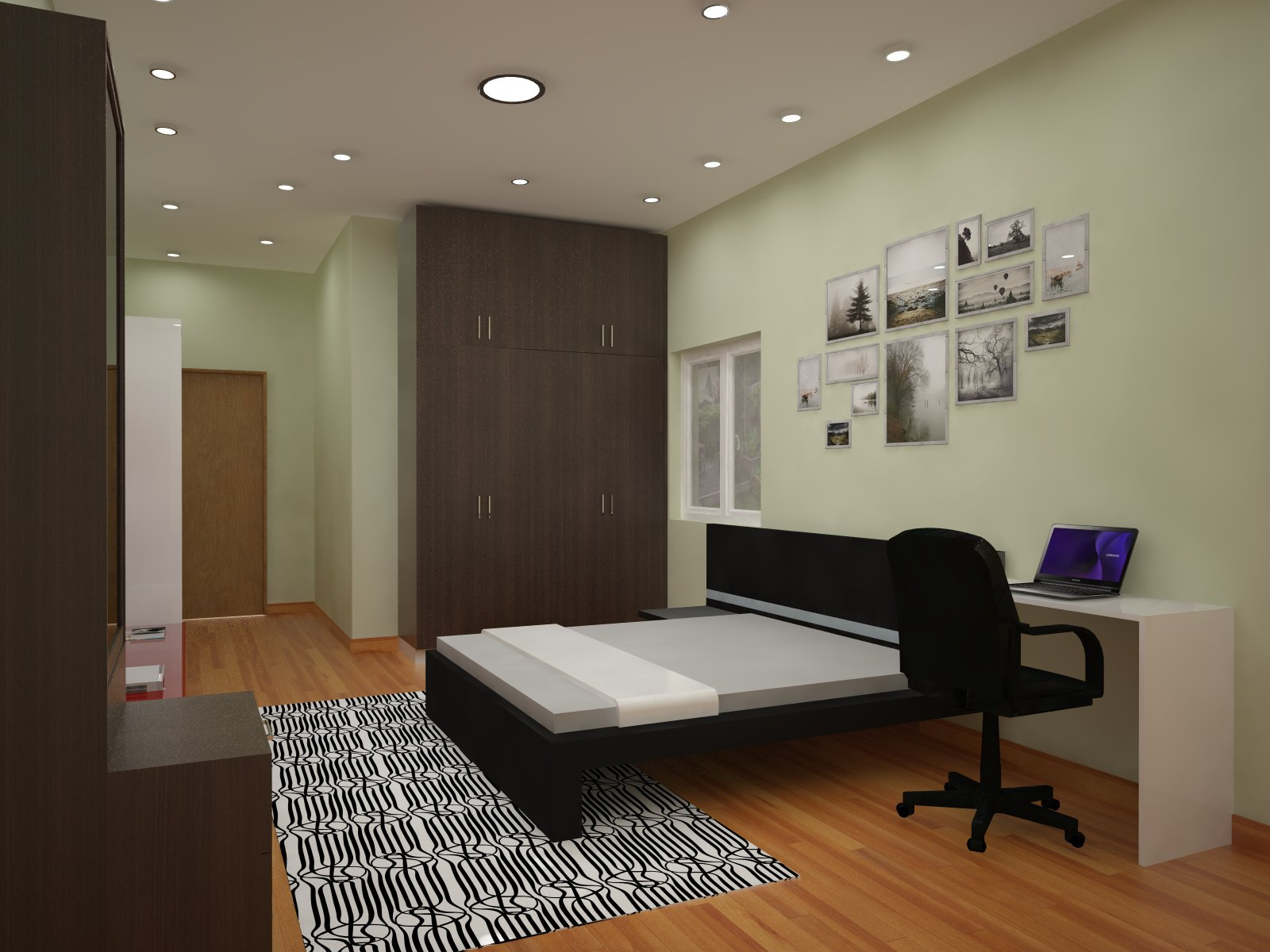 Bedroom Designs by Top professional interior firms in Bangalore