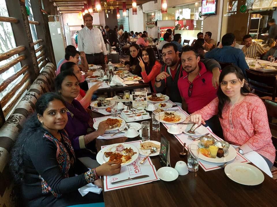 vegetarian & non veg food catering services in bengaluru karnataka