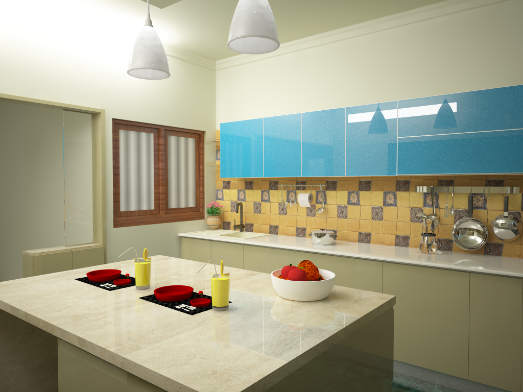 different types of modular kitchen designers in Bangalore