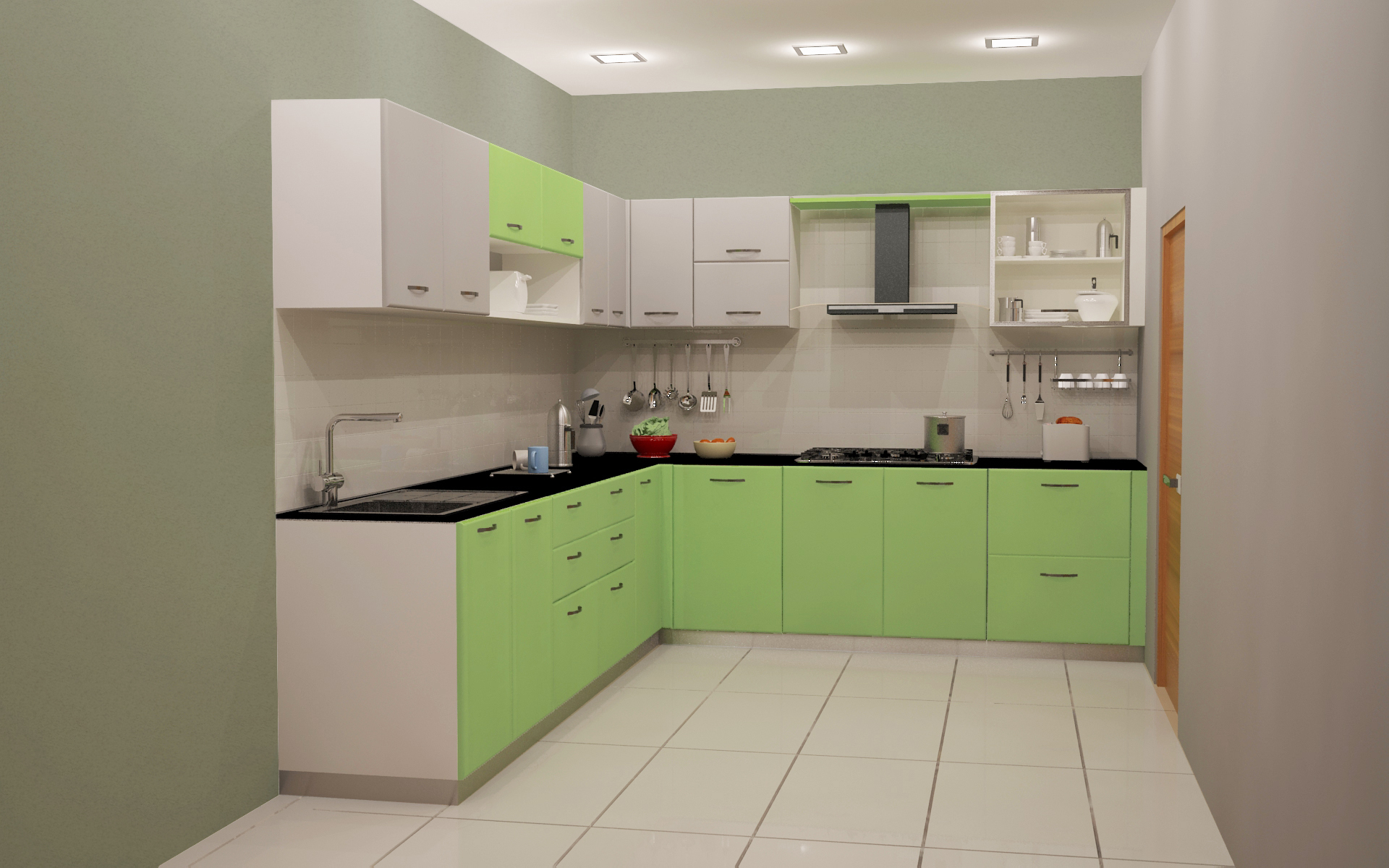 Best kitchen designers bangalore indian modern modular for Sample modular kitchen designs