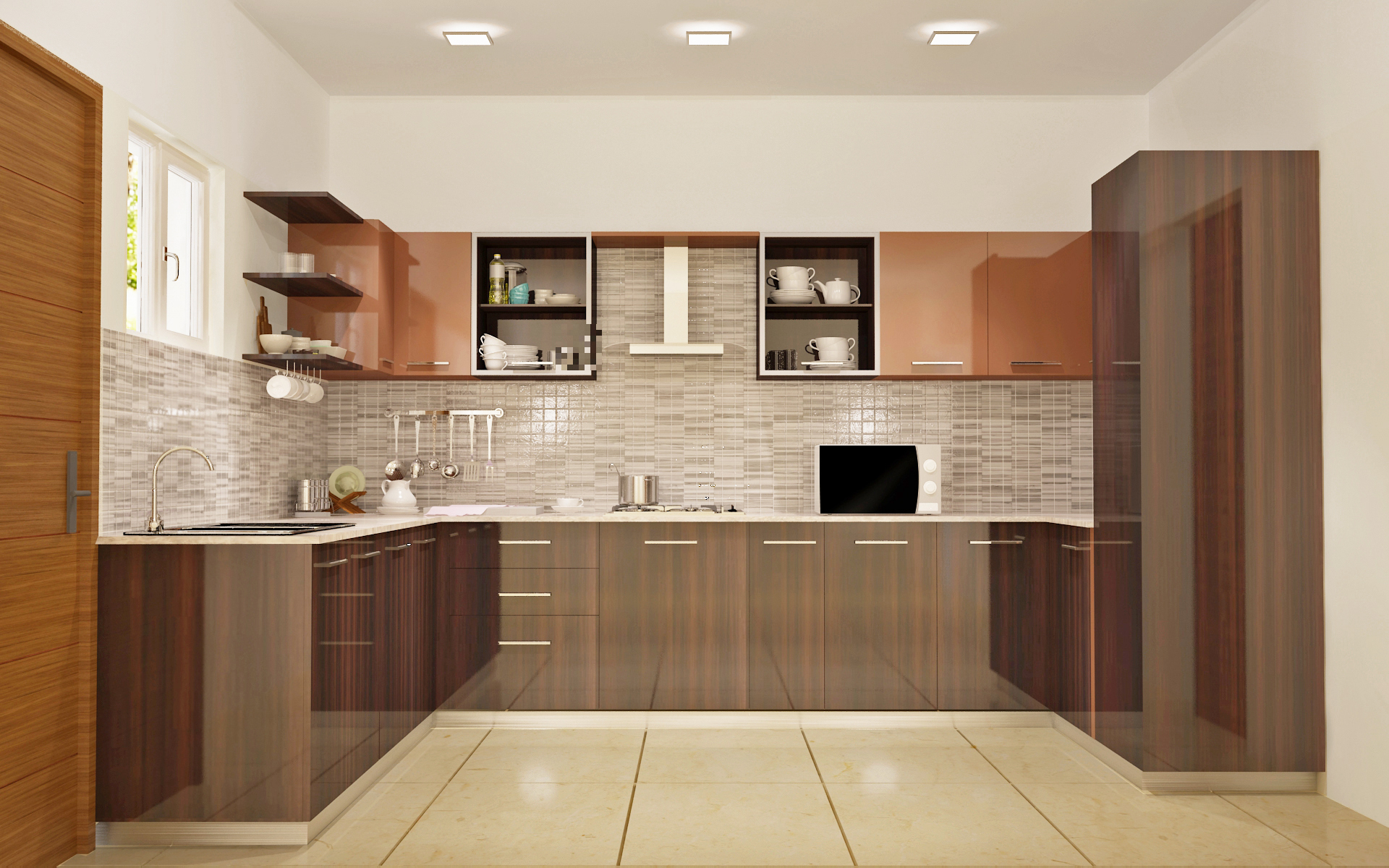 Best Modular Kitchen Designs in Bangalore | Customised ...