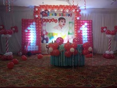 themed birthday party organisers bangalore